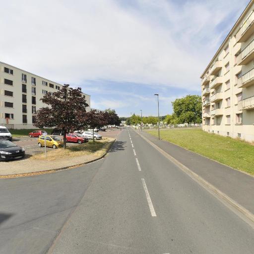 Espace Multisports Jean de la Fontaine - Infrastructure sports et loisirs - Blois
