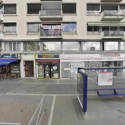 Interaction - Agence d'intérim - Rouen