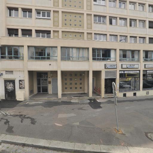 Parking Saint Eloi - Parking - Rouen