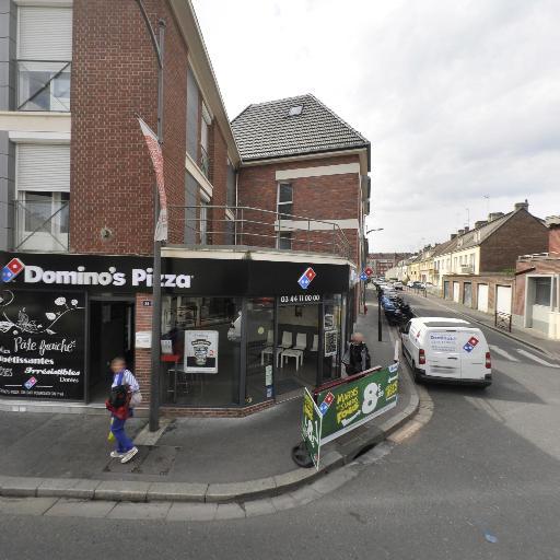 Domino's Pizza Beauvais - Lieu - Beauvais