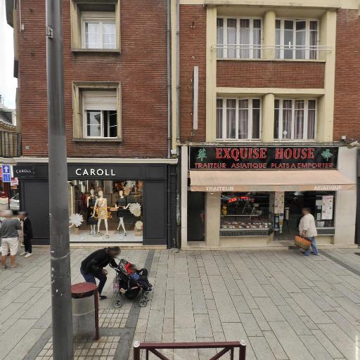 Caroll International - Vêtements femme - Beauvais