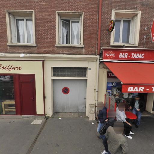 Zhou Xiefeng - Café bar - Beauvais