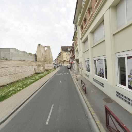 Remparts gallo-romains - Attraction touristique - Beauvais
