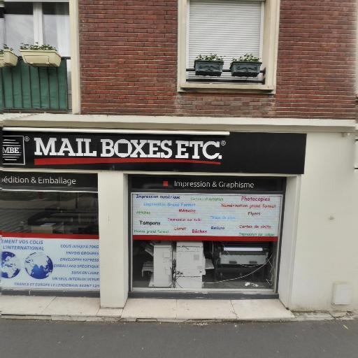 Mail Boxes Etc - Entreprise d'emballage d'expédition - Beauvais