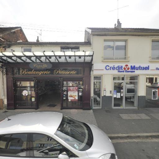 Boulangerie Covelli - Boulangerie pâtisserie - Beauvais