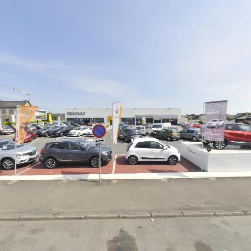Renault rent BodemerAuto Franchisé indépendant - Location d'automobiles de tourisme et d'utilitaires - Vannes