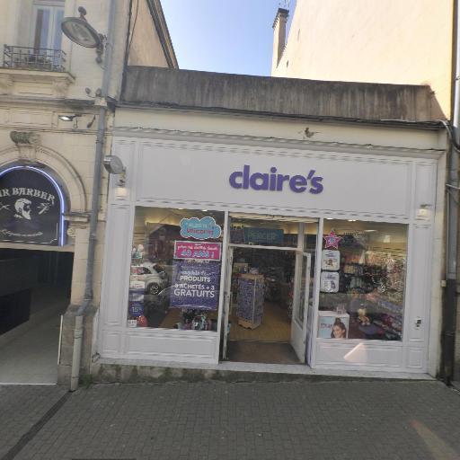 Claire's France - Bijouterie fantaisie - Vannes
