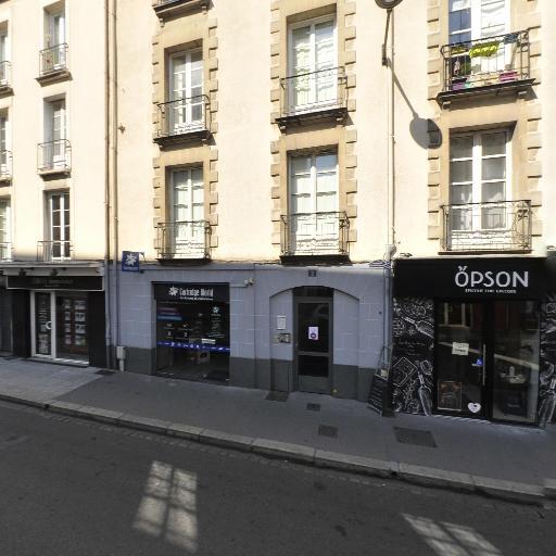 Opson - Alimentation générale - Nantes