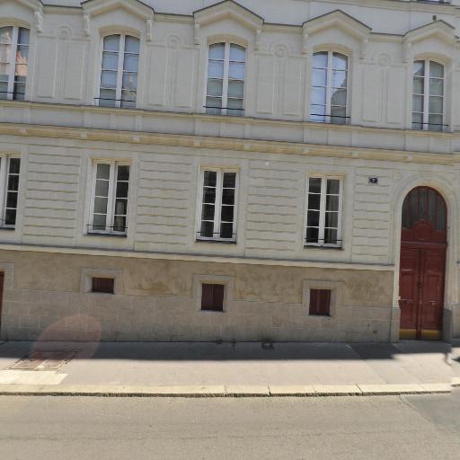 Parking Public NGE Tour Bretagne - Parking public - Nantes