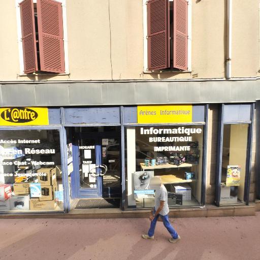 Arenes Informatique - Vente de matériel et consommables informatiques - Limoges