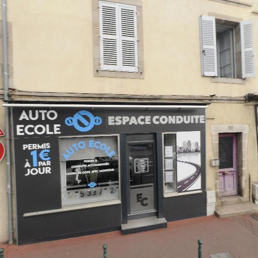 Auto-école Espace Conduite - Auto-école - Limoges