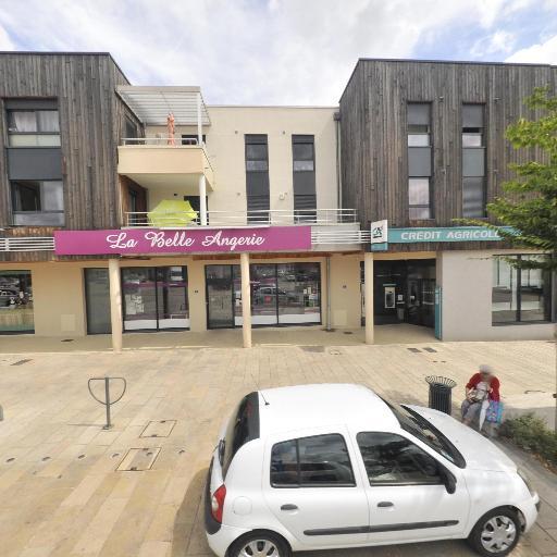 La Belle Angerie - Boulangerie pâtisserie - Poitiers