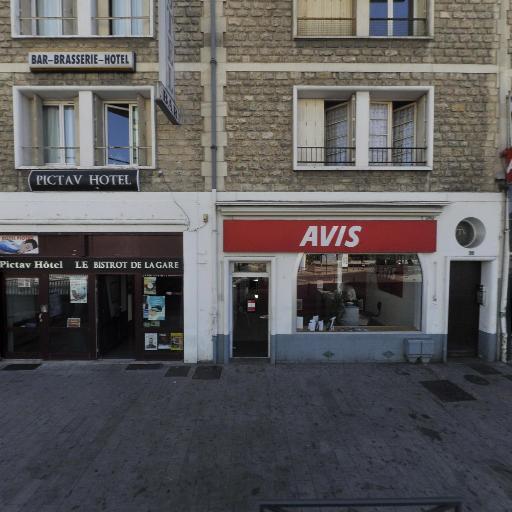 Avis - Location d'automobiles de tourisme et d'utilitaires - Poitiers