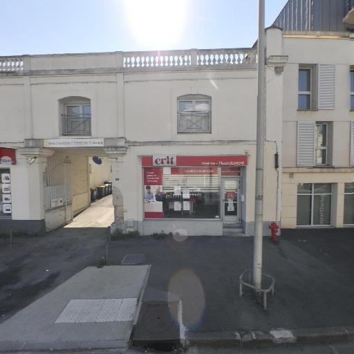 Crit Interim Poitiers - Agence d'intérim - Poitiers