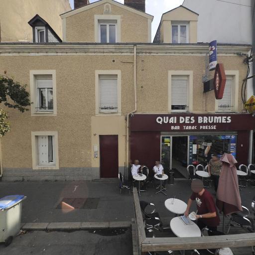 Quai des Brumes - Bureau de tabac - Nantes