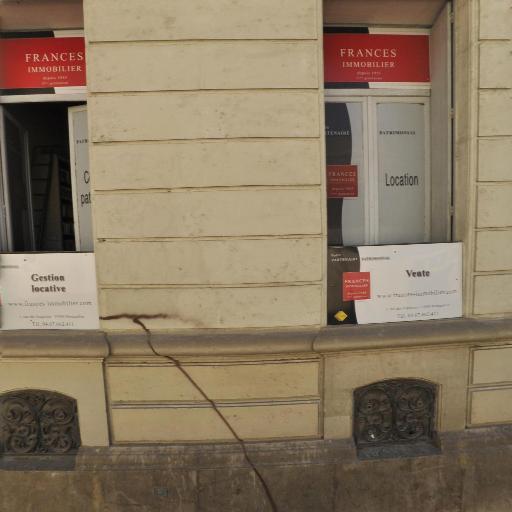 Frances Immobilier - Conseil en immobilier d'entreprise - Montpellier