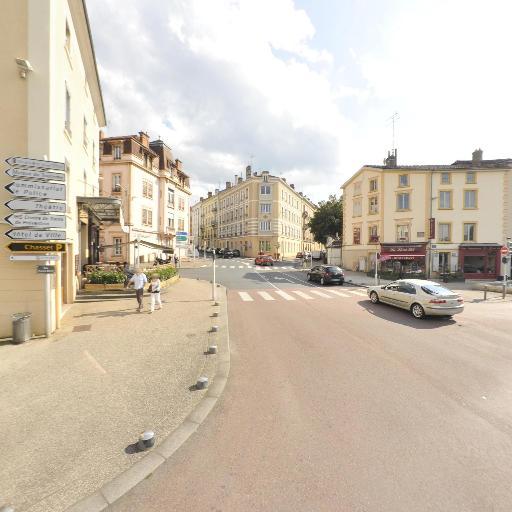 Parking Capitaine Giraud - Parking - Villefranche-sur-Saône