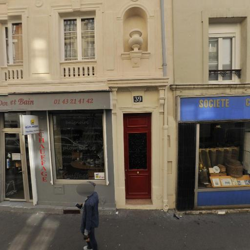 Adse - Plombier - Paris