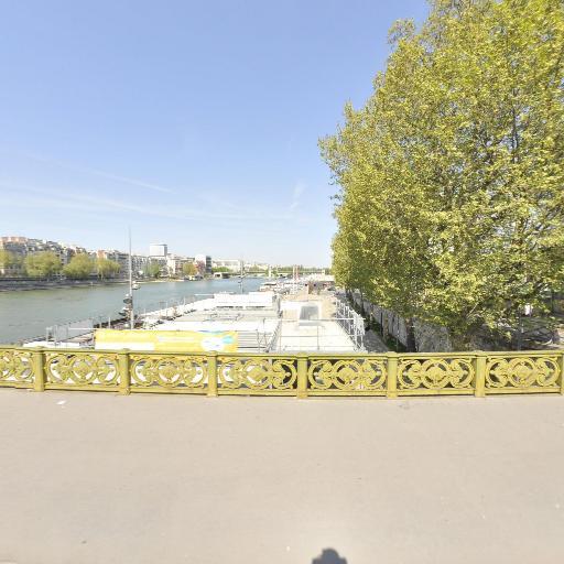 Pont Mirabeau - Attraction touristique - Paris