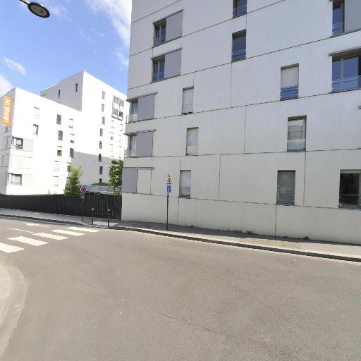 Lodge In Mis - Hôtel - Paris