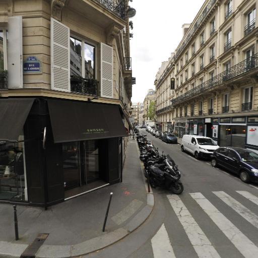 Samson sur Mesure Saint Augustin - Vêtements homme - Paris