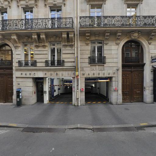 Marbeuf - Parking - Paris