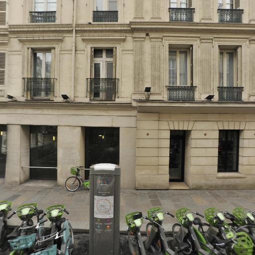 Station Vélib' Gare Saint-Lazare - Isly - Vélos en libre-service - Paris