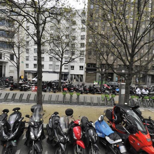 Station Vélib' Gare Montparnasse - Vaugirard - Vélos en libre-service - Paris