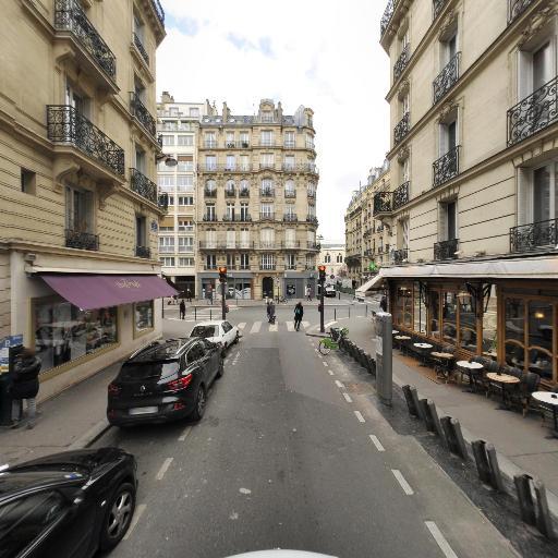Station Vélib' Volontaire - Lecourbe - Vélos en libre-service - Paris