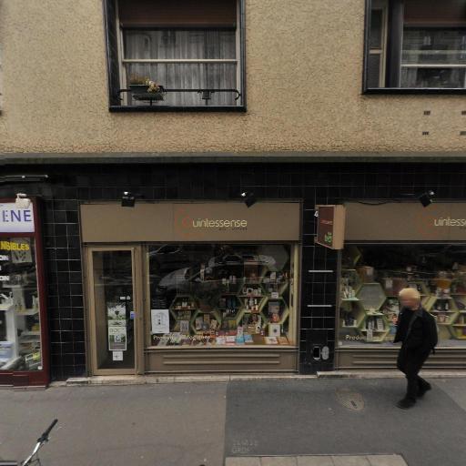 Quintessense - Produits diététiques et naturels - Paris