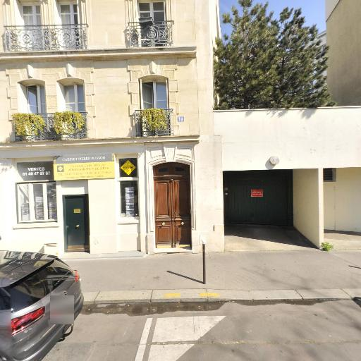 Cabinet Pierre Plisson - Agence immobilière - Paris