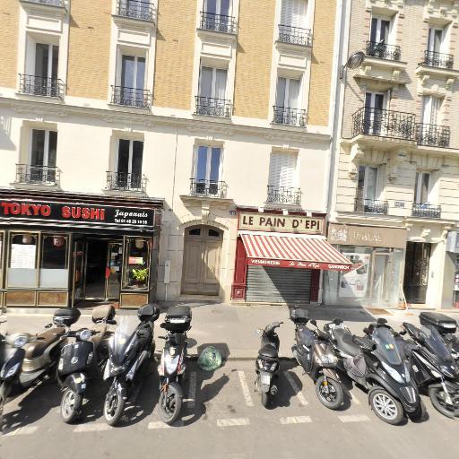 Faure Pauline - Organisation d'expositions, foires et salons - Paris