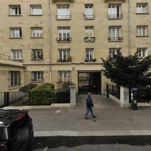 Joly & Loiret - Architecte d'intérieur - Paris