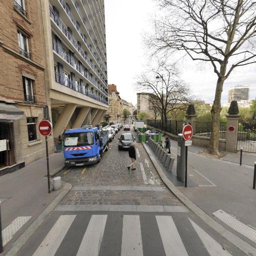 Il était un square - Restaurant - Paris