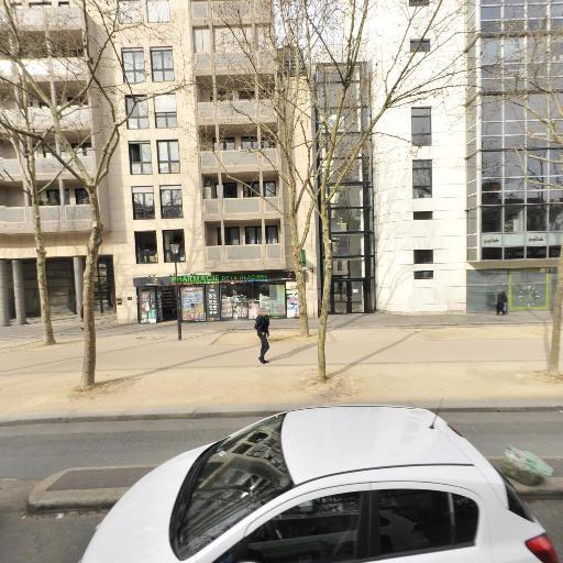 D2b - Pharmacie - Paris