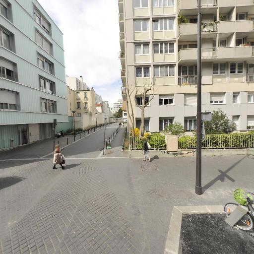 Station Vélib' Lourmel - Marie Skobtsov - Vélos en libre-service - Paris