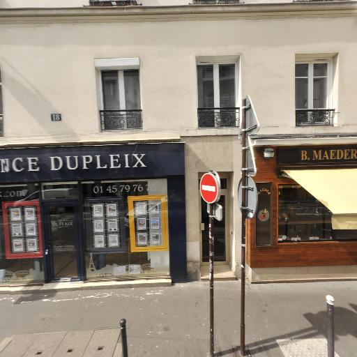 Boulangerie Emmanuel Martin - Pâtisserie - Paris