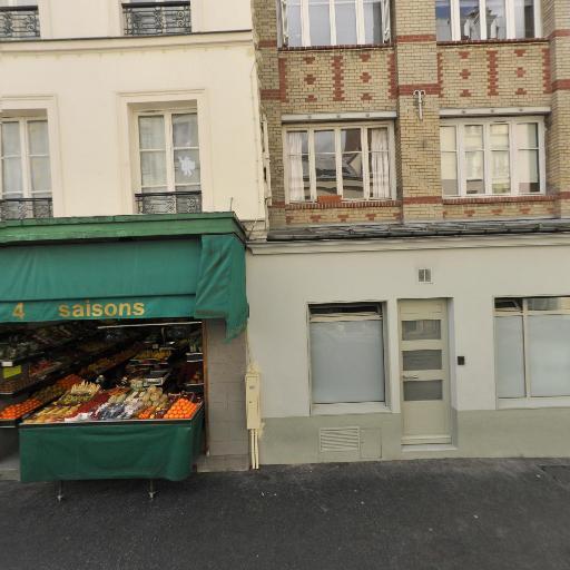Cyril Daude - Masseur kinésithérapeute - Paris