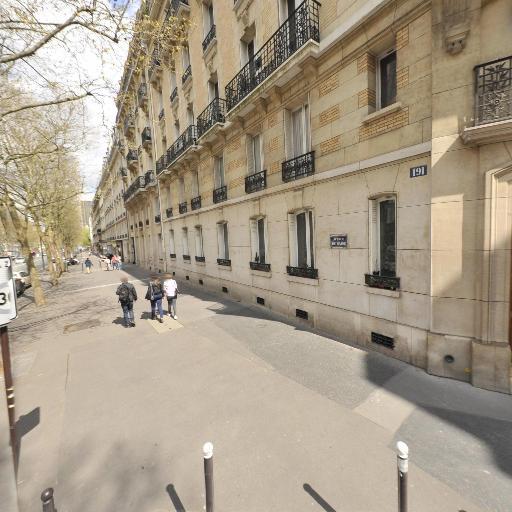 Alésia - Parking - Paris