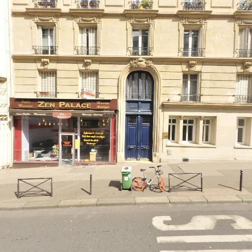 Chevallier Manon - Chirurgien-dentiste et docteur en chirurgie dentaire - Paris