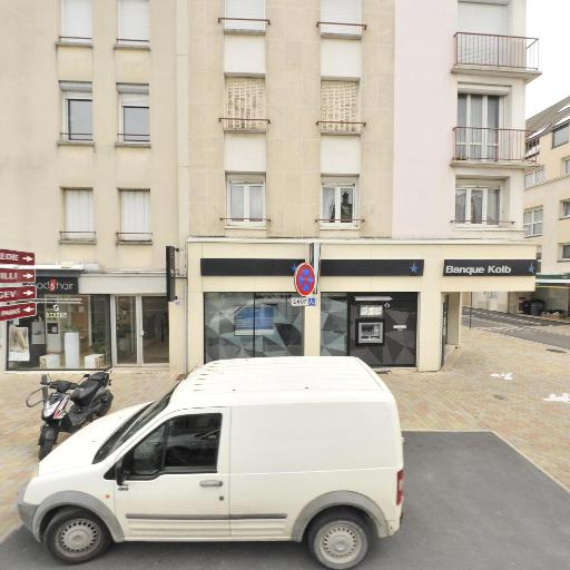 Banque Kolb - Banque - Troyes