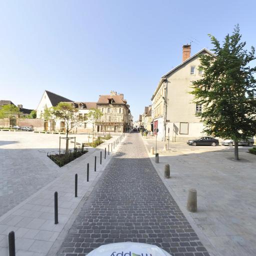 Musées de l'abbaye St-Loup - Attraction touristique - Troyes