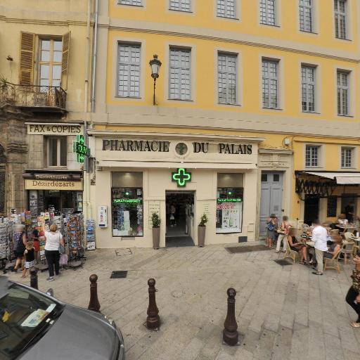 Pharmacie du Palais - Pharmacie - Nice