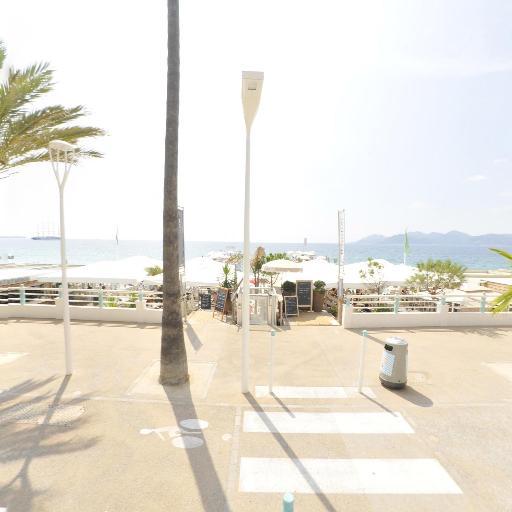 Le Bénitier - Sites et circuits de tourisme - Cannes