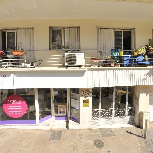 Onela Cannes - Services à domicile pour personnes dépendantes - Cannes