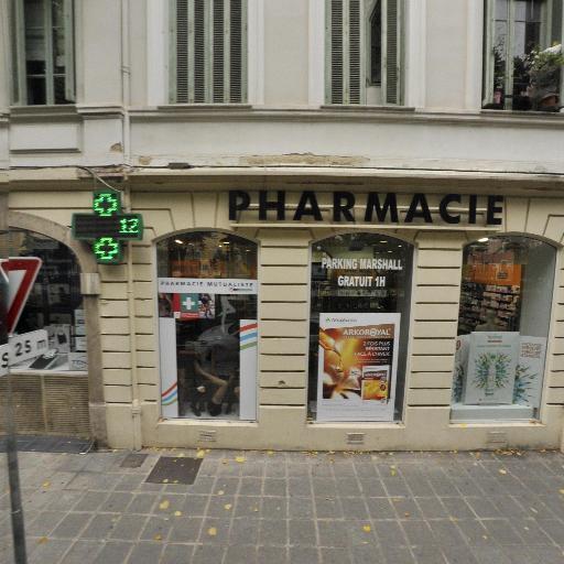 Pharmacie Mutualiste - Pharmacie - Nice