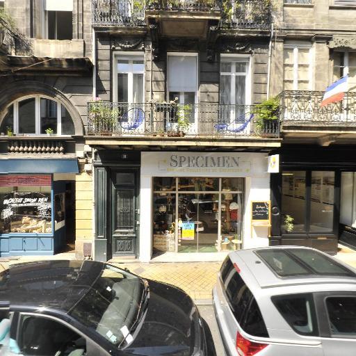 Specimen Officine Collective de Createurs - Loisirs créatifs et travaux manuels - Bordeaux