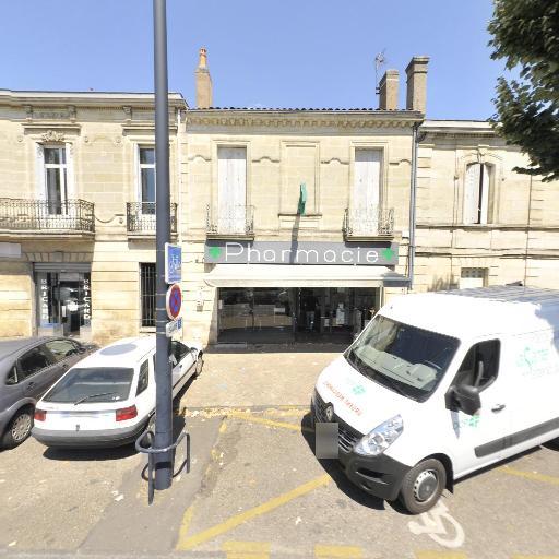 Pharmacie Du Tondu - Pharmacie - Bordeaux