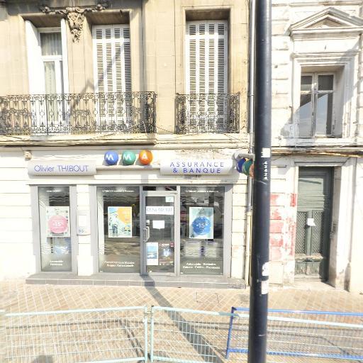 Lachaume Olivier - Coursiers - Bordeaux