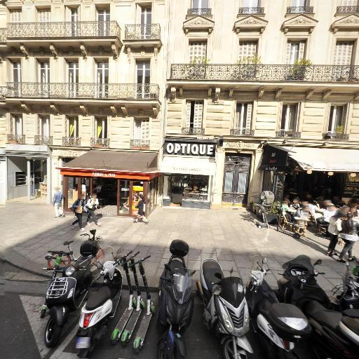 Soufflot-Panthéon - Parking public - Paris